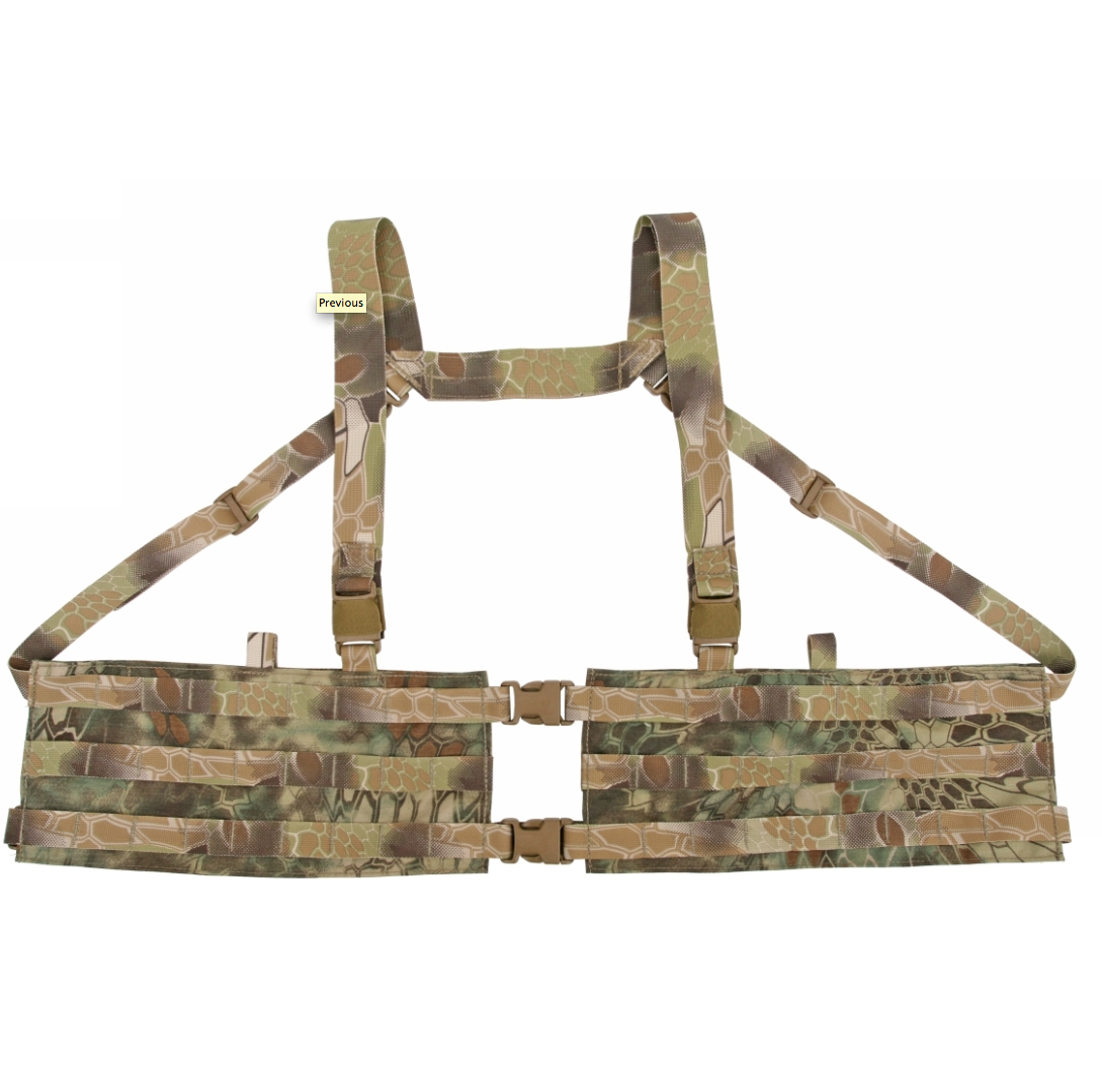 Grey Ghost Gear Assault Chest Rig Split Front 477afddfd8a6